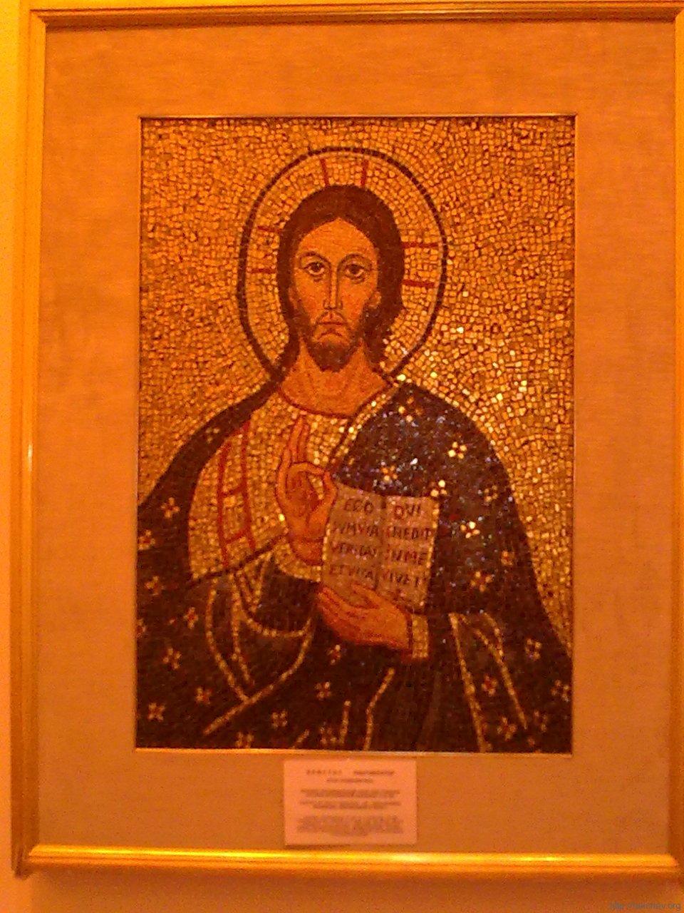 Из Римской базилики