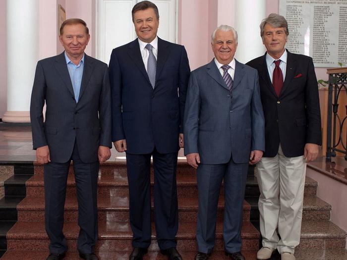 ukroprezidenty