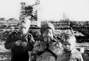 детей-солдат