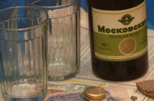 водка-московская