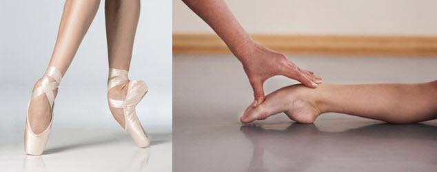 stopa-baleriny